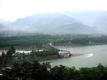 世界遺産「都江堰」