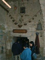 修道院内部 2